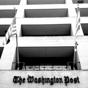 The Washington Post building. (picture: vpickering on Flickr)